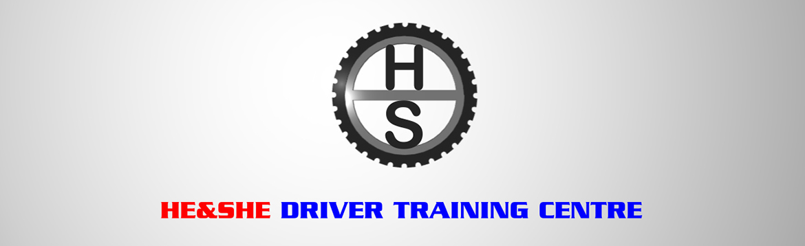 He and She Driver Training Centre Logo