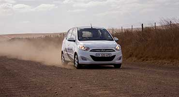 Gravel Road Driving Advanced Driving Course
