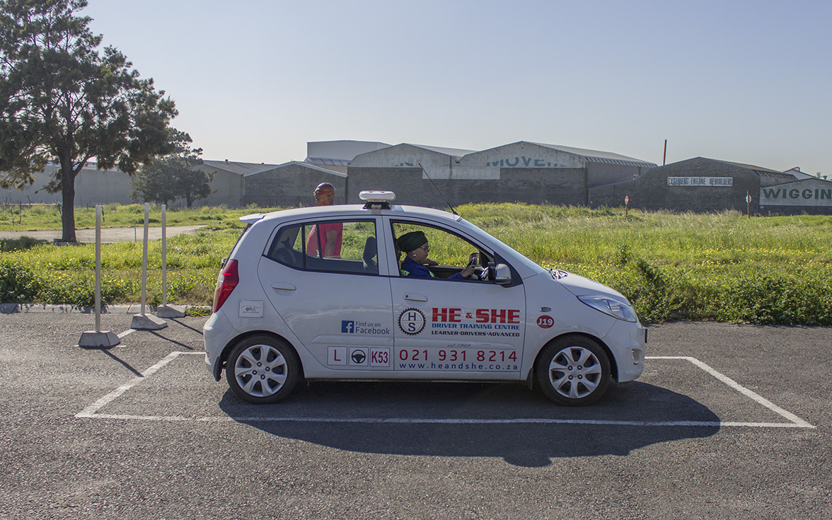 code 08 driving lessons