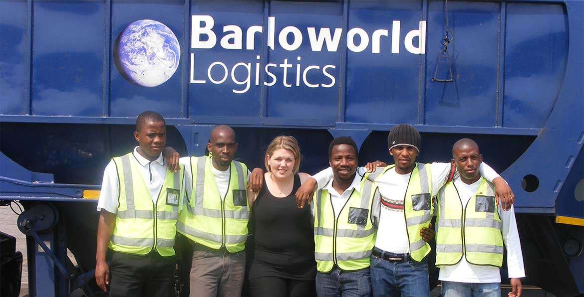 Barloworld Logistic He and She Learnership