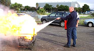fire fighting full course