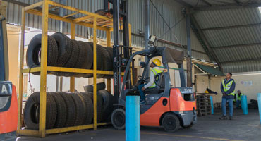 forklift full course cape town training certificate