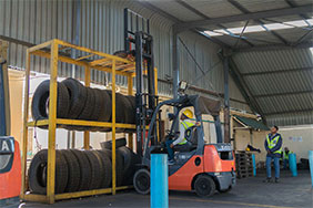 forklift training cape town