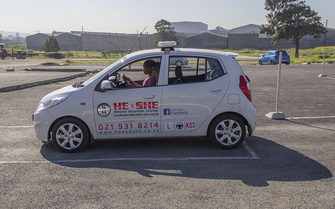 Code 08 Driving Lessons Driving School He And She